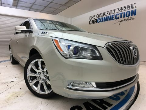 Pre-Owned 2014 Buick LaCrosse 4dr Sdn Premium I FWD