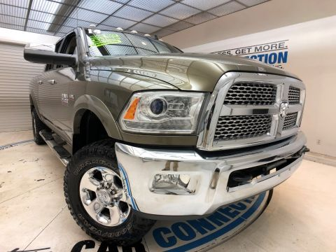 Pre-Owned 2014 Ram 2500 4WD CREW CAB 149 LARAMIE POWER WAGON