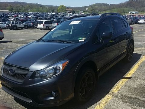 Pre-Owned 2013 Subaru XV Crosstrek 5DR AUTO 2.0I LIMITED