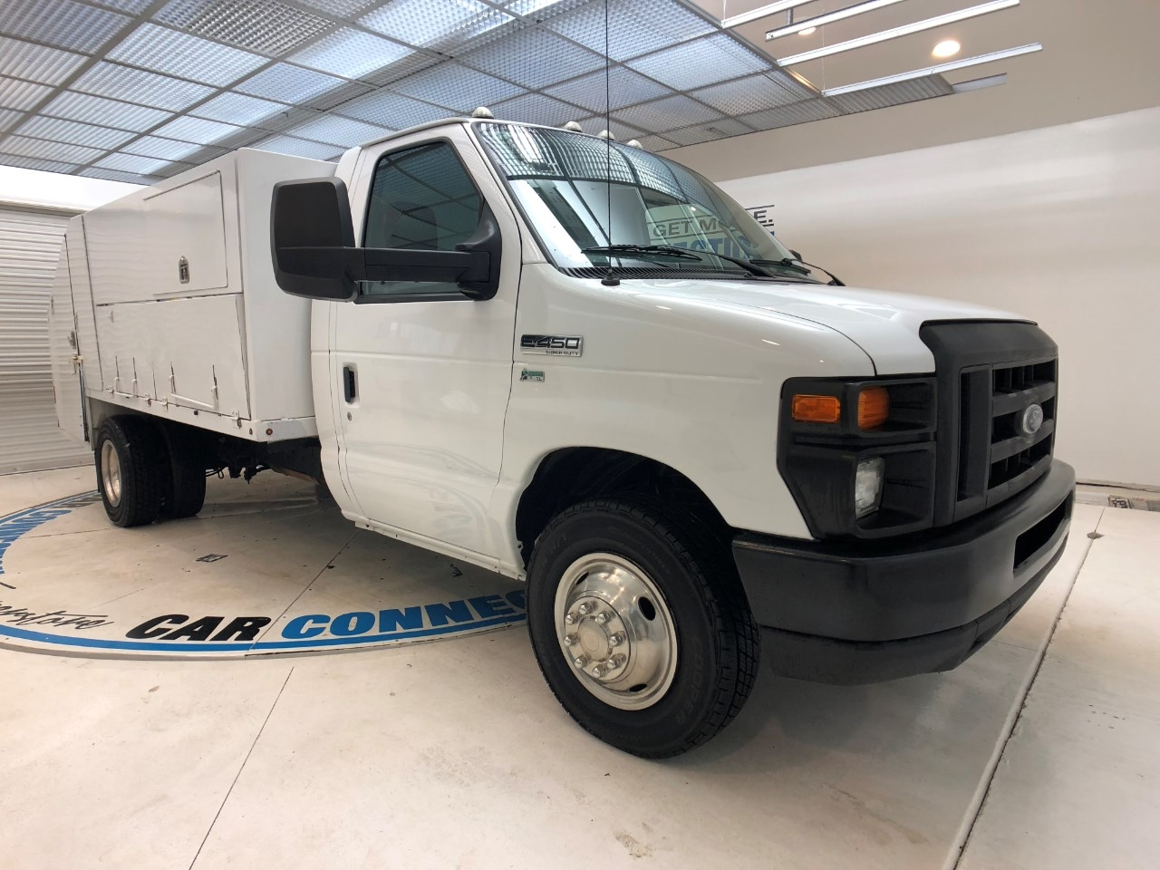 Pre-Owned 2011 Ford Econoline Commercial Cutaway E-450 SUPER DUTY 158 DRW