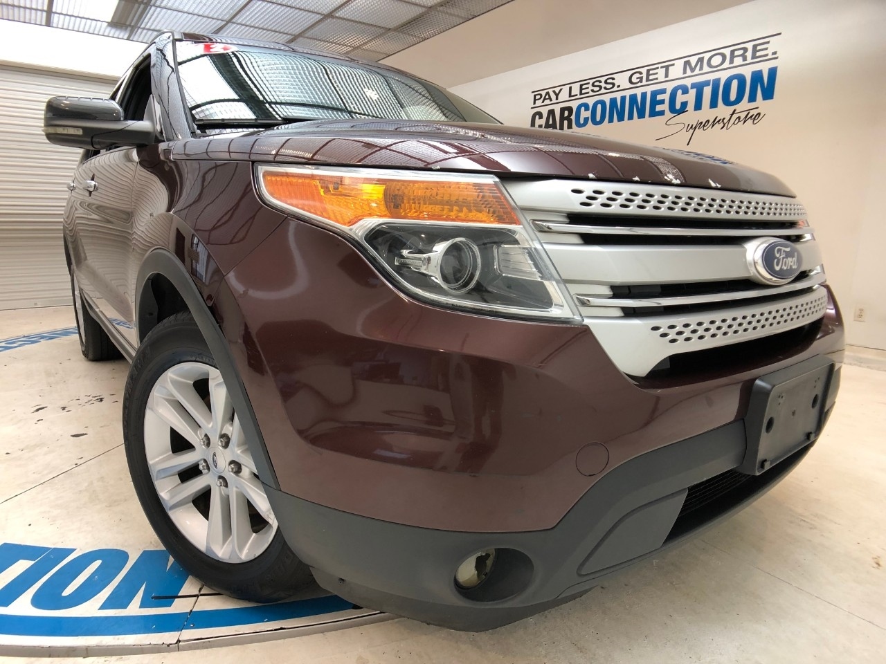 Pre-Owned 2012 Ford Explorer 4WD 4DR XLT