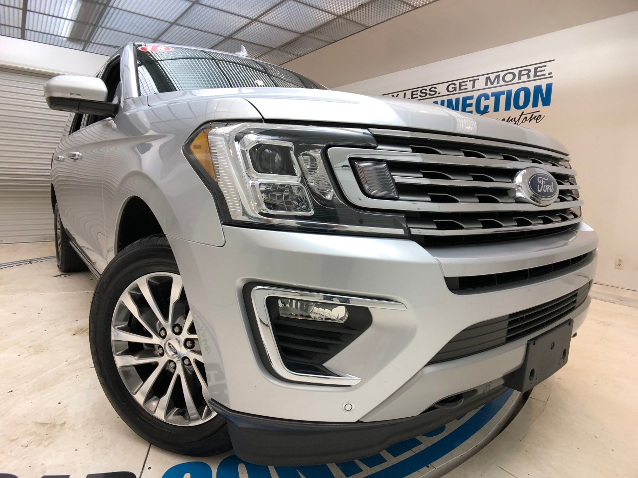 Pre-Owned 2018 Ford Expedition Max LIMITED 4X4 NAVIGATION, HEATED/COOLED SEATS!!