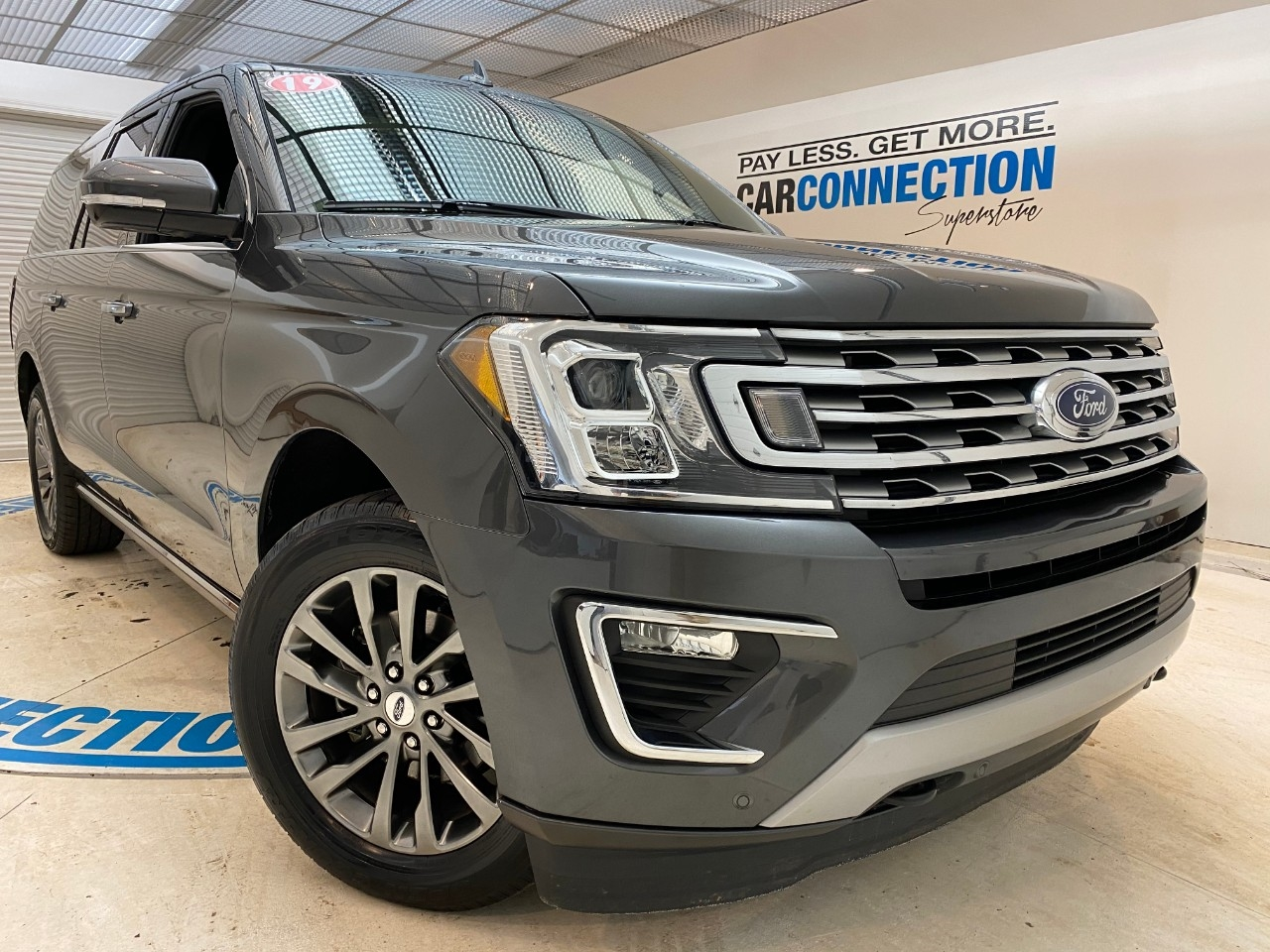 Pre-Owned 2019 Ford Expedition Max LIMITED 4X4