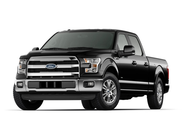 Pre-Owned 2015 Ford F-150 REG CAB 4X4 TREMOR