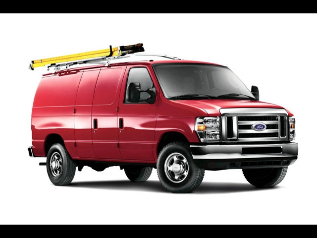 Pre-Owned 2009 Ford ECONOLINE CARGO VAN CAR