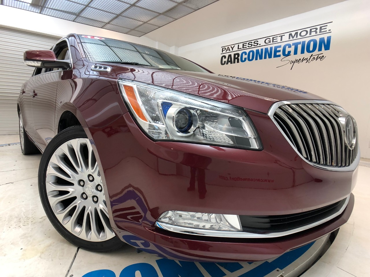 Pre-Owned 2016 Buick LaCrosse 4DR SDN PREMIUM I AWD. NAVIGATION, DUAL SUNROOF, HEATED/COOLED LEATHER SEATS, ADAPTIVE CRUISE, LANE DEPARTURE WARNING, LOADED!!