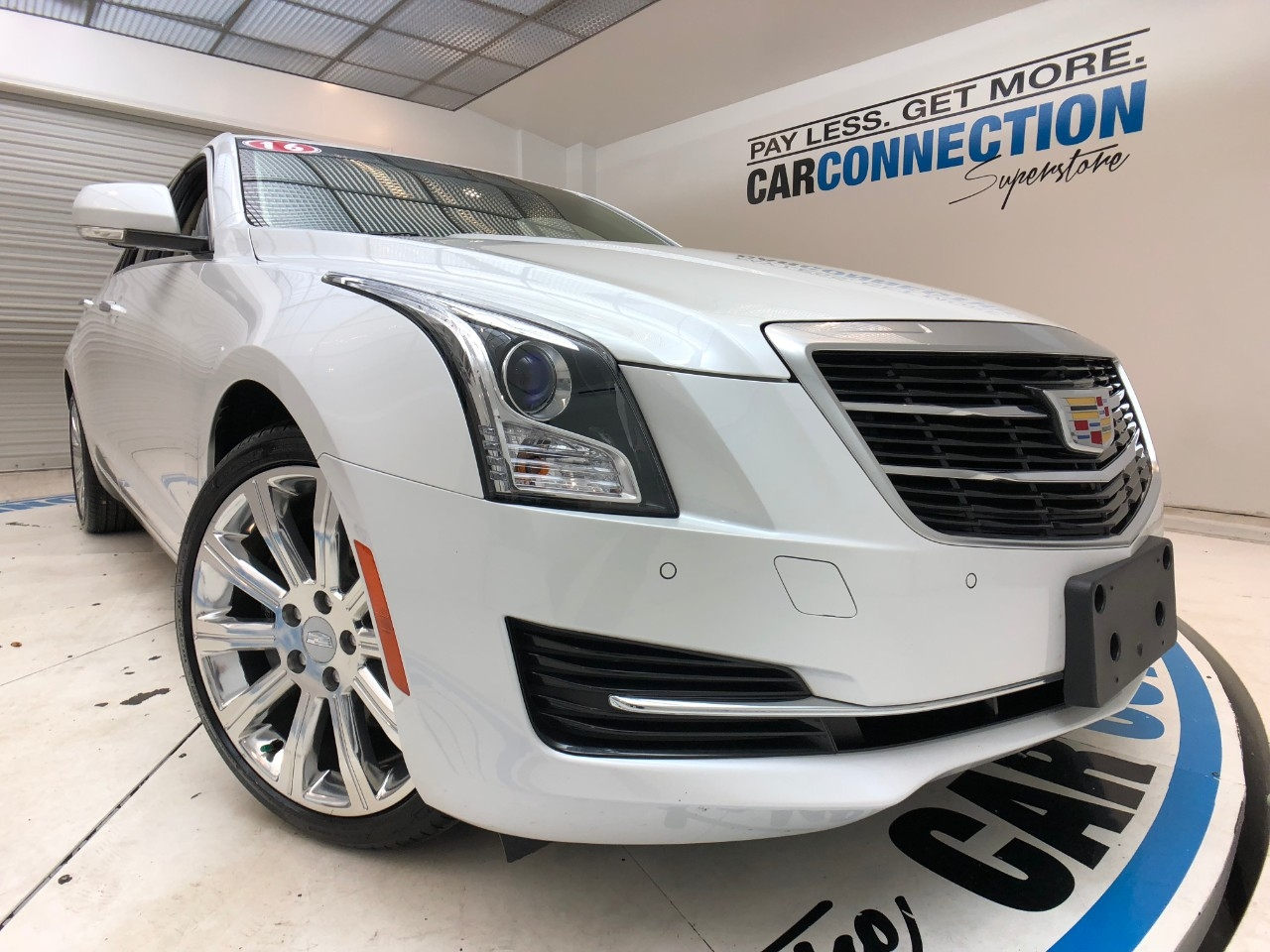 Pre-Owned 2016 Cadillac ATS Sedan 4DR SDN 2.0L LUXURY COLLECTION AWD