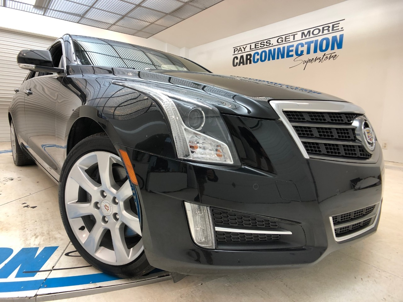 Pre-Owned 2014 Cadillac ATS 4dr Sdn 2.0L Performance AWD