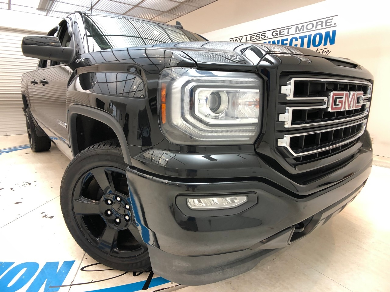 Pre-Owned 2016 GMC Sierra 1500 4WD DOUBLE CAB ELEVATION EDITION.