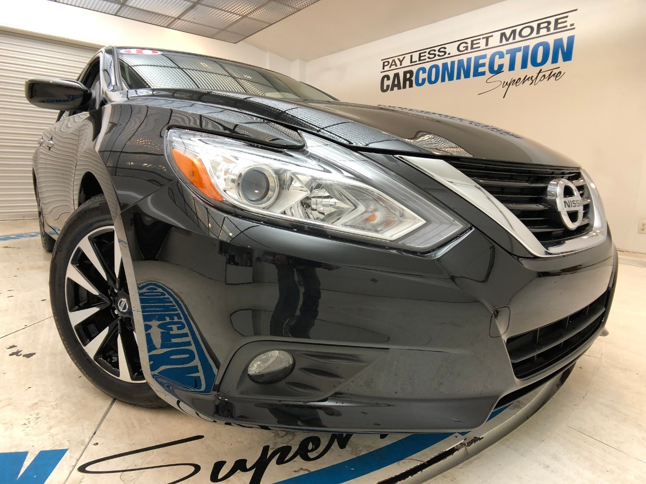 Pre-Owned 2018 Nissan Altima 2.5 SV SEDAN