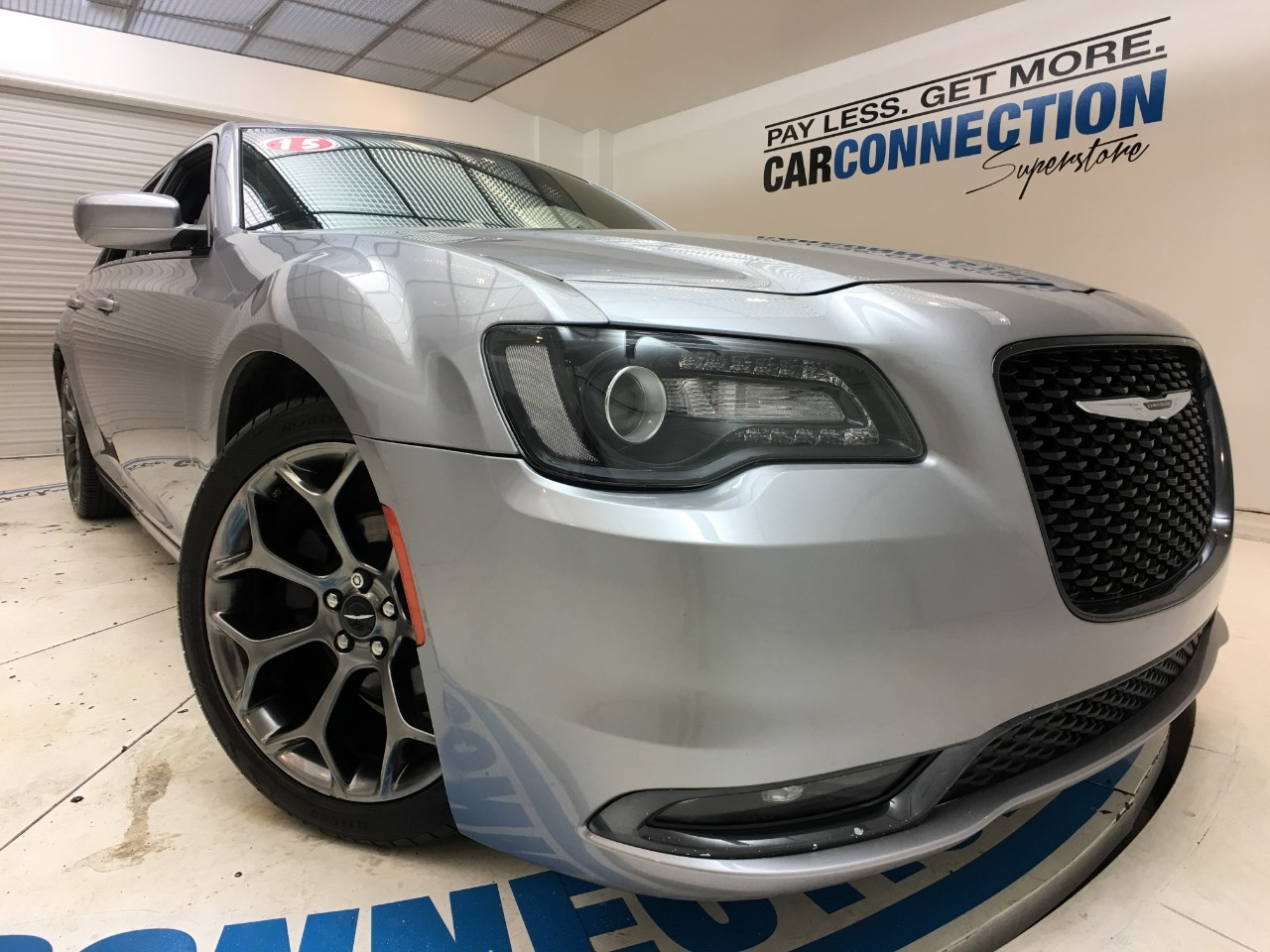 Pre-Owned 2015 Chrysler 300 4DR SDN 300S RWD