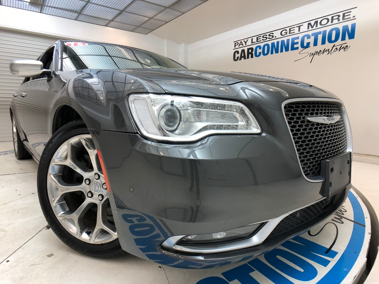 Pre-Owned 2016 Chrysler 300 4DR SDN 300C PLATINUM RWD-REDUCED!