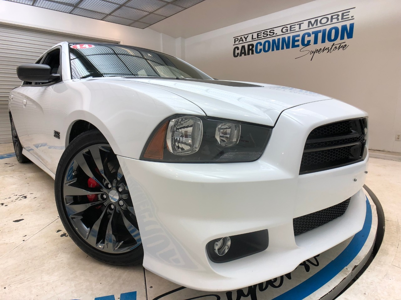 Pre-Owned 2014 Dodge Charger 4DR SDN SRT8 SUPER BEE RWD *LTD AVAIL*