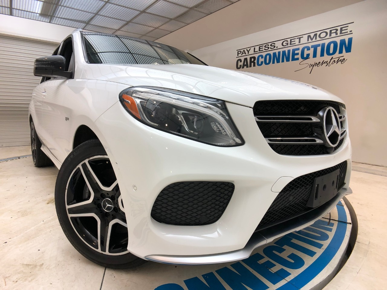 Pre-Owned 2018 Mercedes-Benz GLE AMG® GLE 43 4MATIC SUV