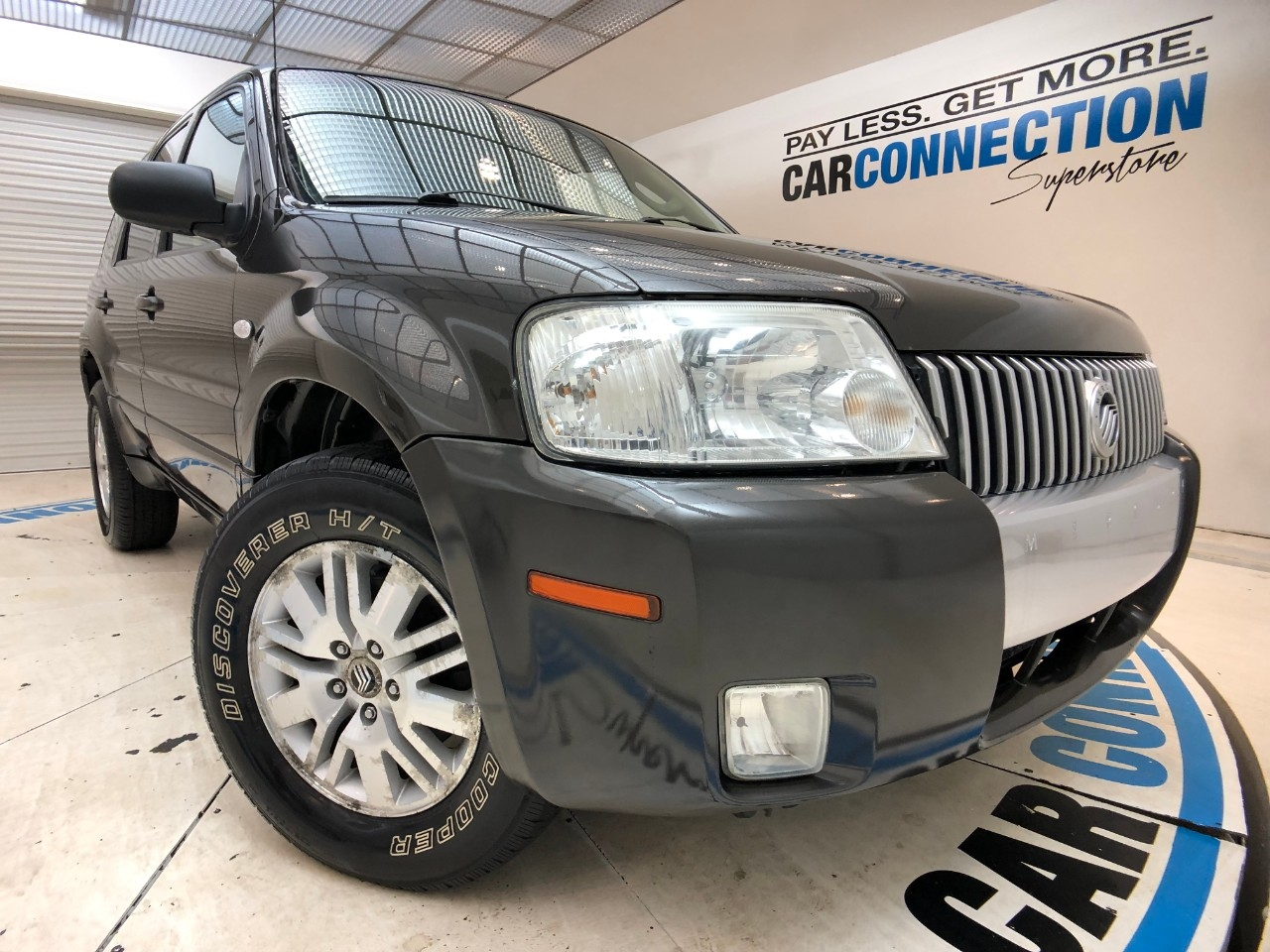 Pre-Owned 2005 Mercury Mariner 4DR PREMIER 4WD SUNROOF, HEATED SEATS!!