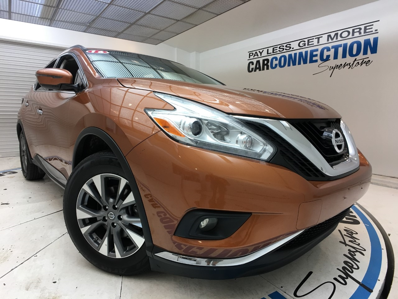 Pre-Owned 2016 Nissan Murano SV AWD 4DR. NAVIGATION, BACK UP CAMERA! !