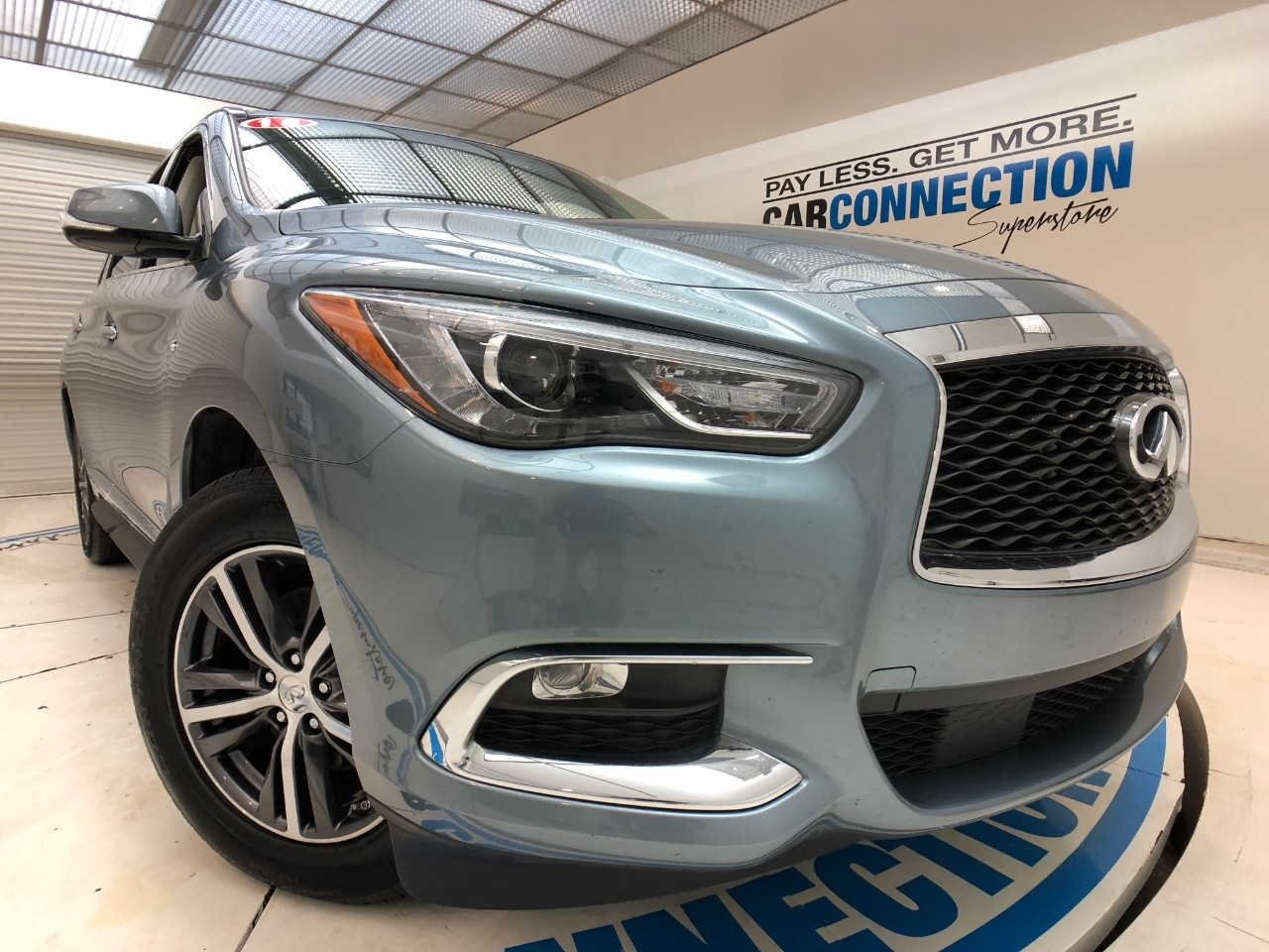 Pre-Owned 2018 INFINITI QX60 FWD-REDUCED!