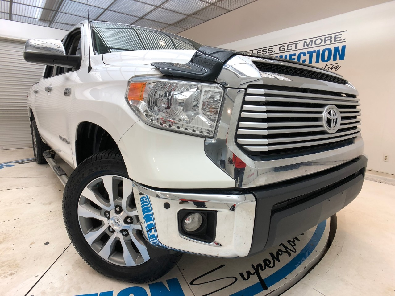 Pre-Owned 2015 Toyota Tundra 4WD Truck CREWMAX 5.7L V8 6-SPD AT LTD (NATL)