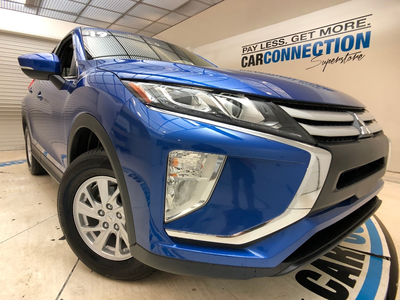 Pre-Owned 2019 Mitsubishi Eclipse Cross ES S-AWC