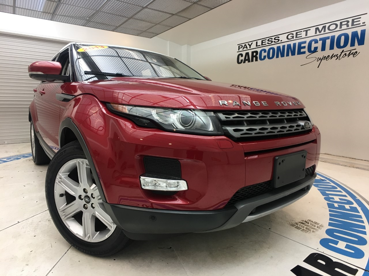 Pre-Owned 2013 Land Rover Range Rover Evoque 5DR HB PURE PLUS