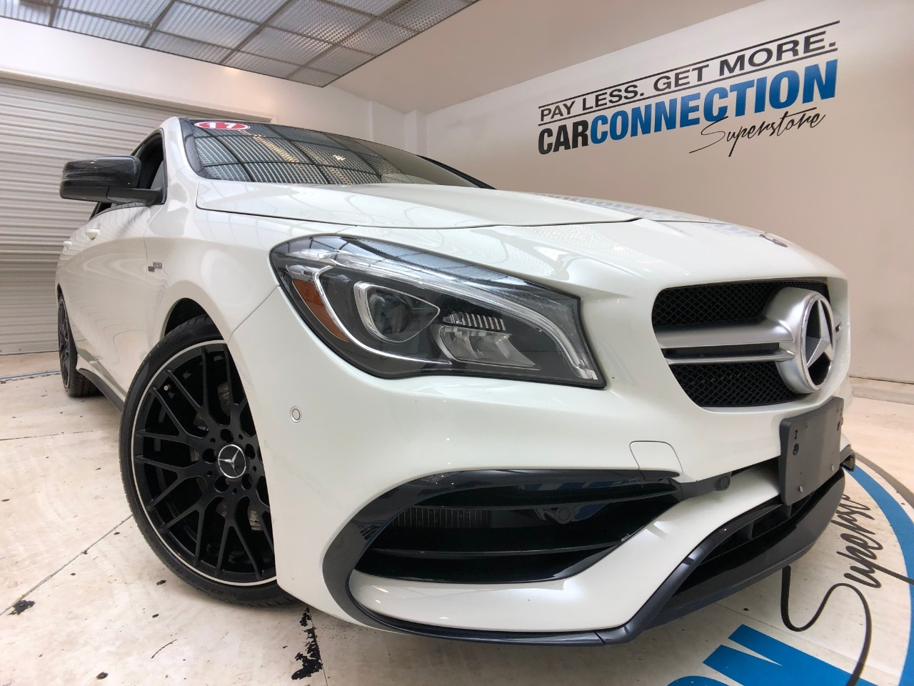 Pre-Owned 2017 Mercedes-Benz CLA AMG® CLA 45 4MATIC COUPE
