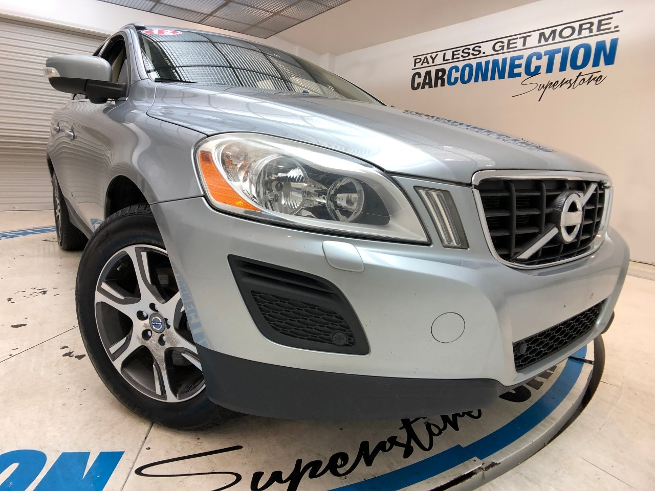Pre-Owned 2012 Volvo XC60 AWD 4dr 3.0L