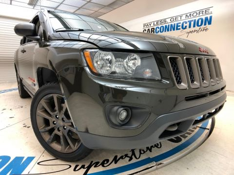 Pre-Owned 2016 Jeep Compass 4WD 4DR 75TH ANNIVERSARY