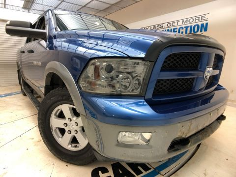Pre-Owned 2011 Ram 1500 4WD CREW CAB 140.5 OUTDOORSMAN