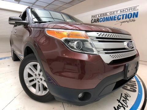 Pre-Owned 2015 Ford Explorer 4WD 4DR XLT
