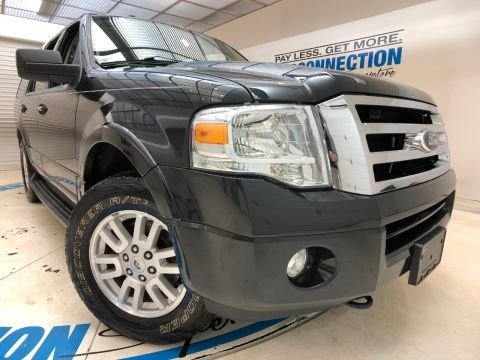 Pre-Owned 2014 Ford Expedition 4WD 4DR XLT SUNROOF, 3RD ROW, CLEAN!!