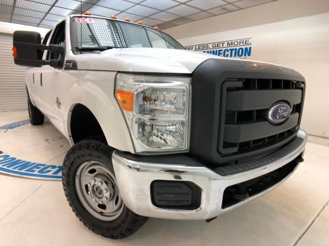 Pre-Owned 2014 Ford Super Duty F-250 SRW 4WD CREW CAB 156 XL
