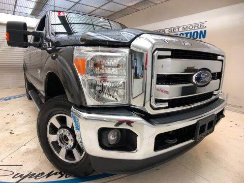 Pre-Owned 2016 Ford Super Duty F-250 SRW 4WD SUPERCAB 142 LARIAT