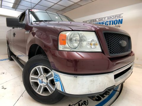 Pre-Owned 2006 Ford F-150 SUPERCAB 145 XLT 4WD