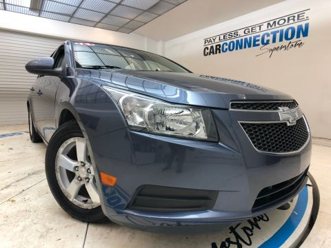 Pre-Owned 2014 Chevrolet Cruze 4DR SDN AUTO 1LT