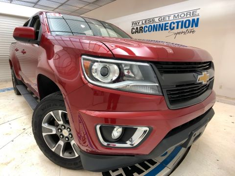 Pre-Owned 2015 Chevrolet Colorado 2WD CREW CAB Z71