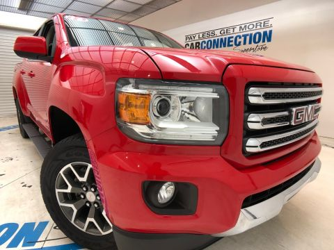 Pre-Owned 2016 GMC Canyon 4WD Crew Cab 128.3 SLE