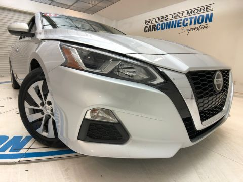 Pre-Owned 2019 Nissan Altima 2.5 S SEDAN