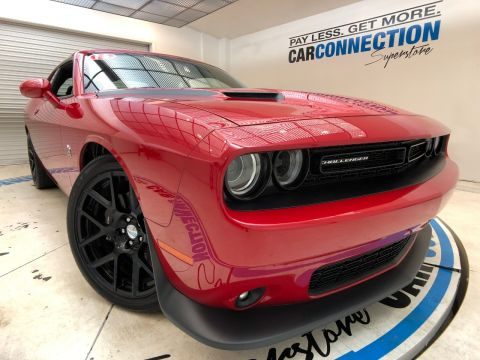 Pre-Owned 2015 Dodge Challenger 2DR CPE R/T SCAT PACK