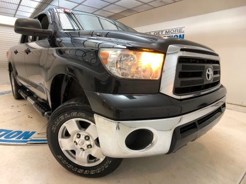 Pre-Owned 2010 Toyota Tundra 4WD Truck CREWMAX 5.7L V8