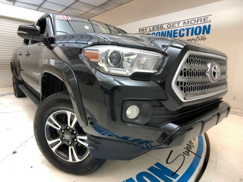 Pre-Owned 2017 Toyota Tacoma TRD SPORT DOUBLE CAB 6' BED V6 4X4 AT (GS)