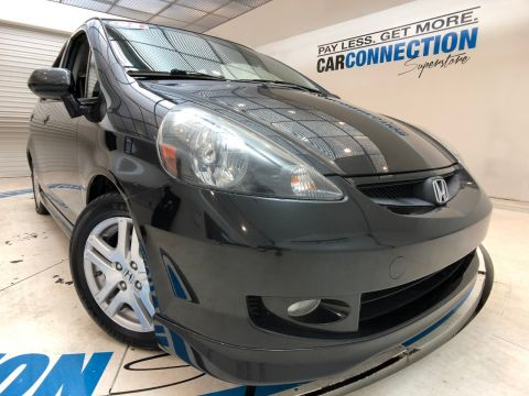 Pre-Owned 2008 Honda Fit 5dr HB Auto Sport