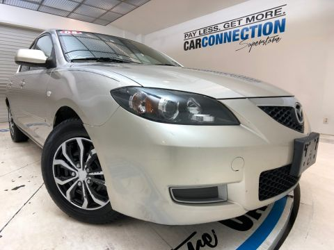Pre-Owned 2008 Mazda3 4DR SDN MAN I SPORT