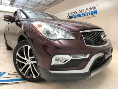 Pre-Owned 2016 INFINITI QX50 AWD 4DR NAVIGATION, HEATED SEATS