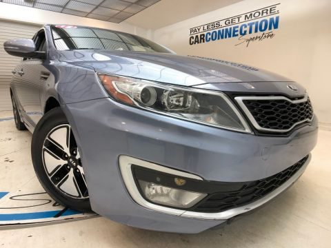 Pre-Owned 2012 Kia Optima 4dr Sdn 2.4L Auto Hybrid
