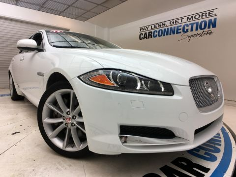 Pre-Owned 2015 Jaguar XF 4dr Sdn V6 Sport AWD